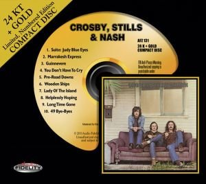Crosby,Stills & Nash-24k Gold-CD
