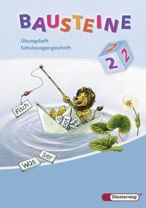 Bausteine Übungsheft 2. Schulausgangsschrift SAS. Nordrhein-West
