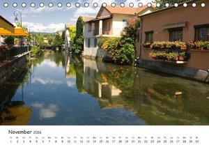 Malerische Provence (Tischkalender 2016 DIN A5 quer)