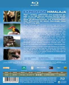 Expedition Himalaja - Auf der Fährte der Tiger im Königreich Bhu