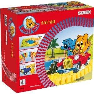 Strax 16116100 - Bussi Bär: Safari Set