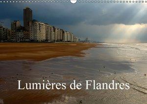 Lumières de Flandres (Calendrier mural 2015 DIN A3 horizontal)