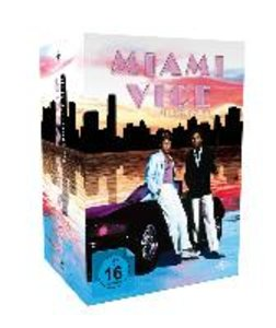 Miami Vice Gesamtbox