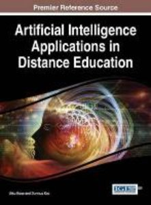 Artificial Intelligence Applications in Distance Education