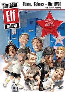 Deutsche 11 Backstage - Bumm, Schuss, die DVD!