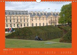 Paris Kiss (Calendrier mural 2015 DIN A4 horizontal)