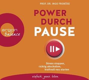 Energieturbo Pause