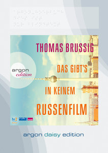 Das gibts in keinem Russenfilm (DAISY Edition)