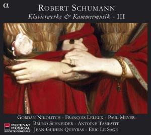 Klavierwerke & Kammermusik Vol.3