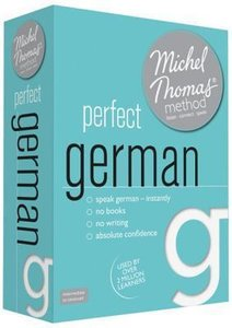 Thomas, M: Perfect German with the Michel Thomas/ CD Method