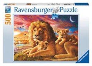 Ravensburger 14252 - Löwenfamilie, Puzzle
