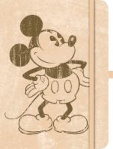 Green Journal large MICKEY MOUSE