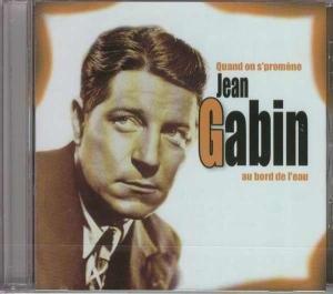 JEAN GABIN-AU BORD DE L'EAU