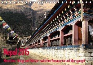 Rauch, S: Nepal 2015 Menschen, Berge und Götter zwischen Ann