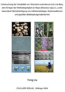 Untersuchung der Variabilität von Sclerotinia sclerotiorum (Lib.