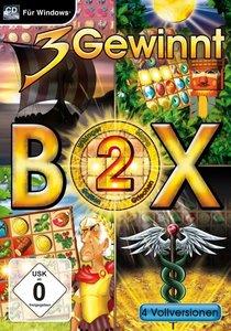 3 Gewinnt Box 2. Für Windows XP/Vista/7/8