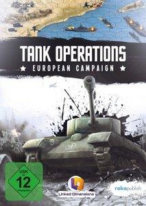 Tank Operations - European Campaign. Für Windows XP/Vista/7/8