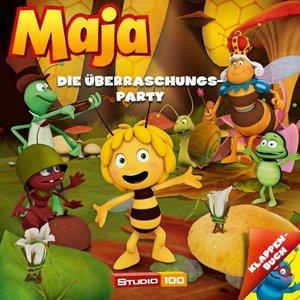 Die Biene Maja Klappenbuch 02. Die Überraschungsparty