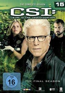 CSI: Las Vegas-Season 15