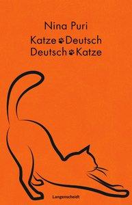 Katze-Deutsch Geschenkbuchausgabe