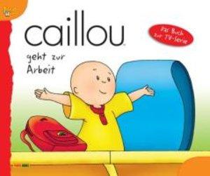 Caillou Geschichtenbuch 10