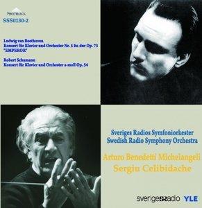 Beethoven-Schumann: Piano Concerti