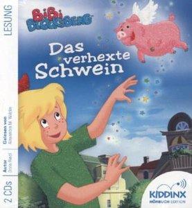 """Hörbuch """"Das verhexte Schwein"""""""
