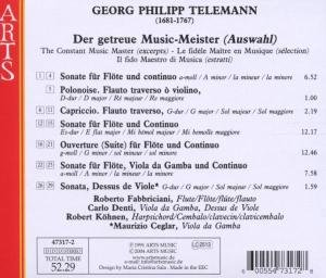 Der Getreue Music-Meister