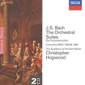 Orchestersuiten 1-4/+