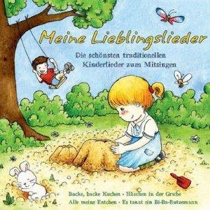 Meine Lieblingslieder: Kinderlieder Zum Mitsingen