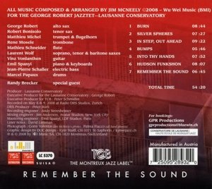 Remember The Sound-homage to Michael Brecker