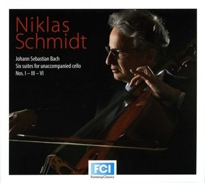 Cellosuiten Nr I-III-VI
