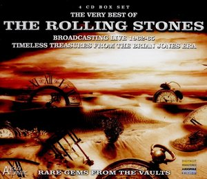 The Very Best of Rolling Stones Broadcasting