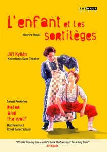 L'enfant et les sortil?ges/Peter and the Wolf