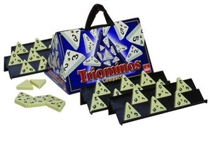 Goliath 60645 - Triominos Compact
