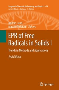 EPR of Free Radicals in Solids I