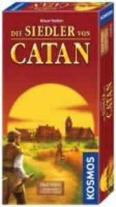 Kosmos 693510 - Die Siedler von Catan, Ergänzungsset für 5-6 Spi