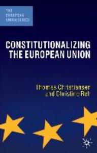 Constitutionalising the European Union