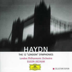"Sinfonien 93-104 ""Londoner"""