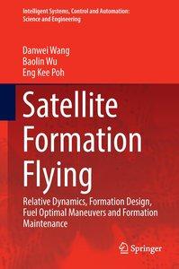 Satellite Formation Flying