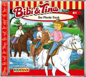 Bibi & Tina 81. Der Pferde-Treck