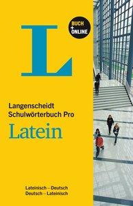 Langenscheidt Schulwörterbuch Pro Latein