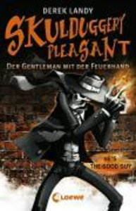 Skulduggery Pleasant 01. Der Gentleman mit der Feuerhand
