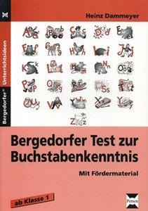 Bergedorfer Test zur Buchstabenkenntnis