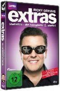 Extras-Die Komplette Zweite Staffel