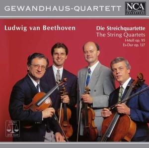 Streichquartette op.95 & op.127