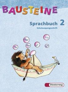 Bausteine Sprachbuch 2. Ausgabe N. Schulausgangsschrift. Neubear