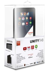 UNITY TAB - Schwarz - 7 Tablet (ca, 17,7 cm)