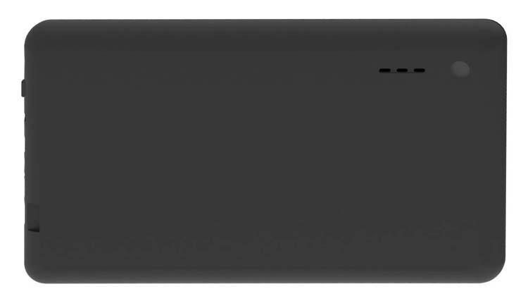 UNITY TAB - Schwarz - 7 Tablet (ca, 17,7 cm) - zum Schließen ins Bild klicken