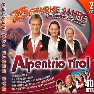 25 STARKE JAHRE - DIE DOPPEL-CD ZUM JUBILÄUM